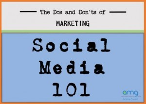 10 social media do's and don'ts all small businesses should follow