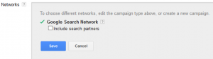 best adwords network to start
