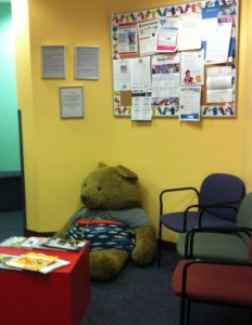 Pediatric Endocrine Associates Bear