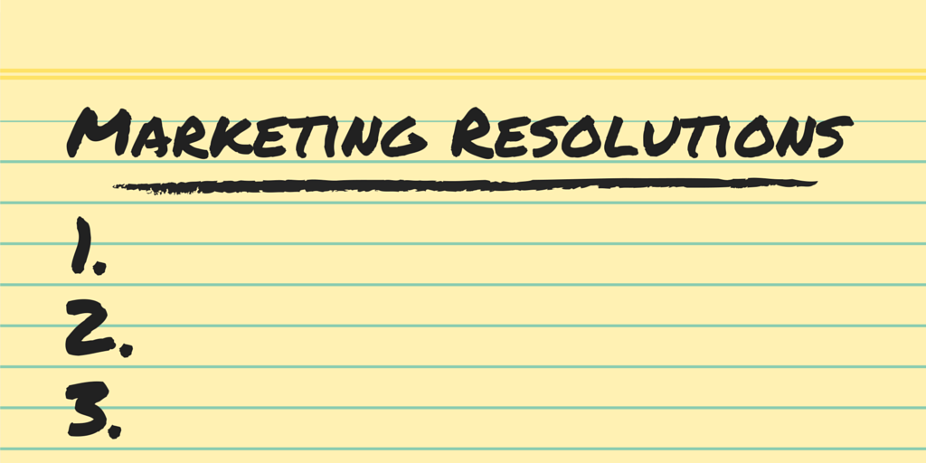 Marketing Resolutions