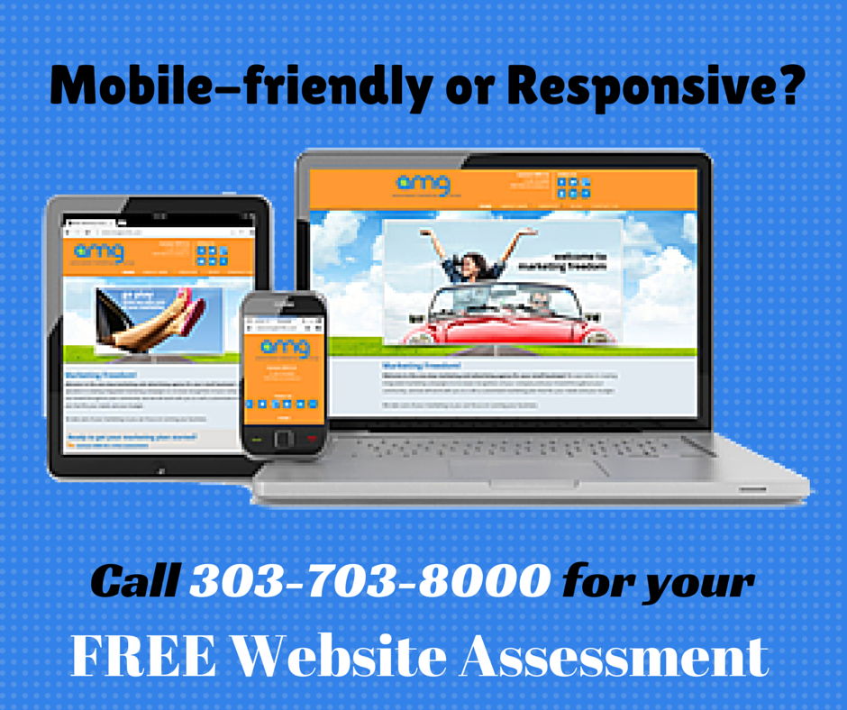 Mobile Friendly v Responsive call for assessment