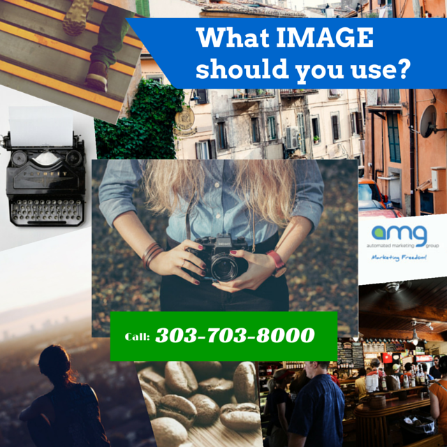 What IMAGE should you use-