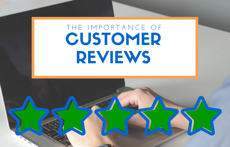 Customer reviews build reputation, search rank, website traffic, and referrals for your business.